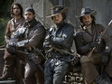 The Musketeers will air in the US weeks after UK premiere.