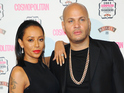 "Mel B's husband denies allegations of assault and insists he ""didn't hit her""."