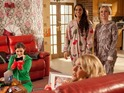New images show how the family will mark the festive season.