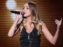 Lauren Platt has spoken after leaving The X Factor on tonight's show.
