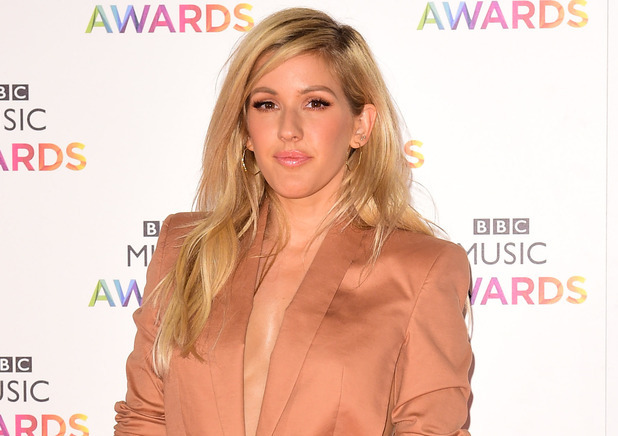Ellie Goulding arrives at the BBC Music Awards 2014