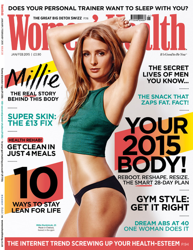 Millie Mackintosh on How to Eat Out Healthy and Still Have Fun recommendations