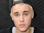 Justin Bieber goes blonde... very blonde