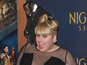 Rebel Wilson, monkey attend premiere
