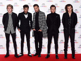 One Direction arrives at the BBC Music Awards 2014