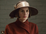 Michelle Dockery as Lady Mary Crawley in Downton Abbey Christmas special
