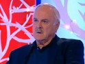 "John Cleese calls himself ""a little bastard"" - as Alex Jones and Matt Baker wince."