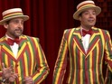 Carell and Jimmy Fallon's barbershop quartet Ragtime Gals want sexual healing.