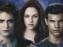 Extended versions of Twilight, New Moon and Eclipse will be released in January.