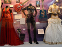 The exhibit opened in Los Angeles on the day of the singer's 25th birthday.