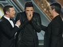 X Factor winner was announced during Sunday's live finale at Wembley.
