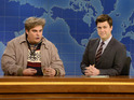 Bobby Moynihan also envisions how Drunk Uncle will die on SNL.