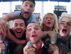 How did McBusted make their most bonkers music video yet?