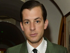 Mark Ronson interview gets interrupted by a swarm of bees