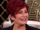Sharon Osbourne's tooth falls out on live TV: 'Anyone got any superglue?'