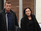 EastEnders spoiler pictures: Kat and Alfie Moon plan Walford exit