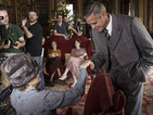 Downton Abbey: See George Clooney charm Maggie Smith in new picture