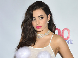 Z100 Jingle Ball, New York, America - 12 Dec 2014 Charli XCX 12 Dec 2014