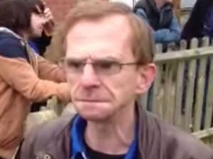 The Wealdstone Raider aka Gordon Hill