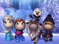 Frozen costumes debut in LittleBigPlanet