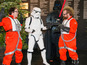 Fans flock to BFI for Star Wars Day