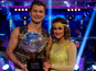 Caroline Flack wins Strictly Come Dancing