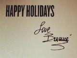 Laverne Cox receives Beyoncé Christmas card