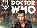 Titan Comics previews the return of Christopher Eccleston's Doctor.