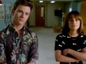 Rachel and Kurt are back at McKinley High to say goodbye to Glee.