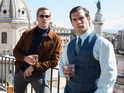 Henry Cavill and Armie Hammer star in Guy Ritchie's spy thriller.