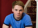 Dominic Treadwell-Collins discusses the Sam Strike's decision to leave the show.