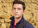 "Actor Jonathan Bailey says Olly represents an ""immediate"" generation."