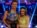 Caroline Flack and Pasha Kovalev win Strictly Come Dancing 2014