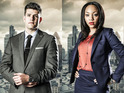 The Apprentice 2014 finalists Mark Wright & Bianca Miller
