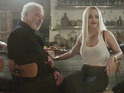 will.i.am, Rita Ora, Sir Tom Jones and Ricky Wilson feature in the new promo.
