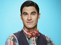 Criss has written two original songs that will feature in Glee's final season.