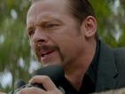 Simon Pegg is a hitman in NSFW Kill Me Three Times trailer
