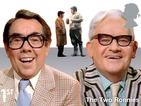 Royal Mail to honour Two Ronnies in 2015 Special Stamp programme