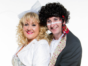Coronation Street cast channel the 80s for Beth and Kirk's wedding