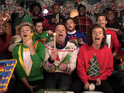 1D dust off their finest winter knits to sing 'Santa Claus Is Coming To Town' in inimitable style.