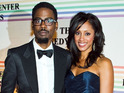 Chris Rock with wife Malaak Compton-Rock