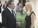 Mandy Patinkin as Saul Berenson and Claire Danes as Carrie Mathison in Homeland: S04E12