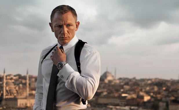 Daniel Bond Facebook Daniel Craig in 'james Bond
