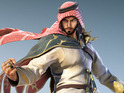 The character was approved by the Middle Eastern Tekken community.