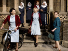 Call the Midwife continues with 9m, Mr Selfridge returns to 3.4m