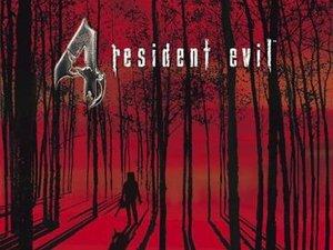 Resident Evil 4 box artwork