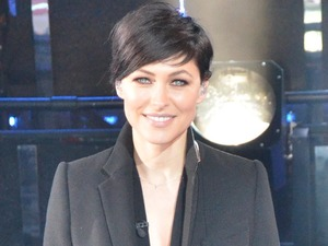 Emma Willis at the Celebrity Big Brother 2015 launch