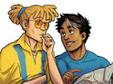 The popular webcomic is collected in its entirety by Iron Circus Comics.