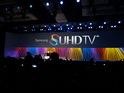 SUHD blends 4K resolution with a new display technology.