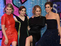 Lena Dunham, Allison Williams and more stars of the hit HBO show celebrate return.